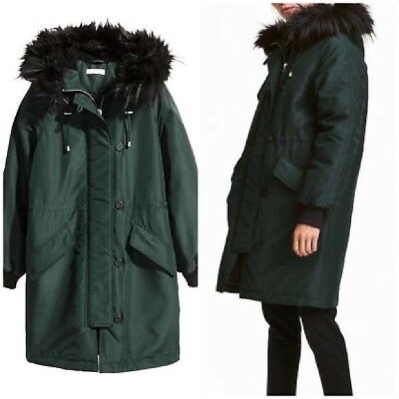 premium selection 705af c985d H&M Parka